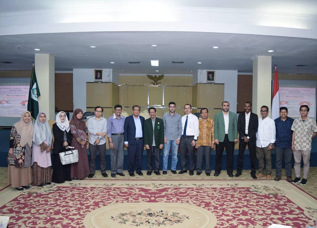 Public Lecture with ATDIKBUD Bangkok, Thailand and ATDIKBUD Riyadh, Saudi Arabia.